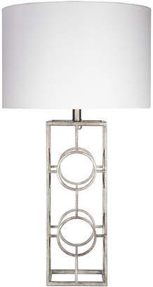 DECOR 140 Decor 140 Corradino 28.5x15x15 Indoor Table Lamp - Silver