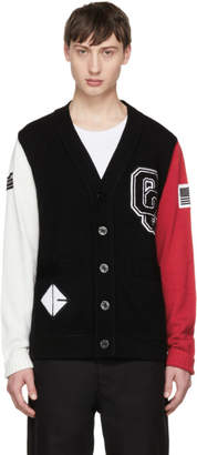 Opening Ceremony Tricolor Limited Edition Varsity Cardigan