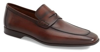 Men's Magnanni 'Ramiro Ii' Penny Loafer $325 thestylecure.com