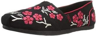 Skechers BOBS from Women's Luxe Bobs-Boho Crown Flat
