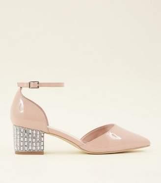 Heels Cream Ankle Strap Shopstyle Uk yvN8w0OPmn