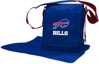 Buffalo Bills Lil' Fan Diaper Messenger Bag