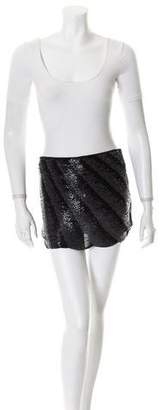 Haute Hippie Mini Skirt w/ Tags