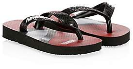 Havaianas Kid's Spiderman Thong Sandals