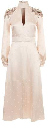 Temperley London Embellished Dress