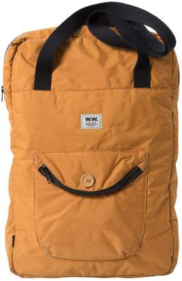 Wood Wood Orange Polyester Handbag