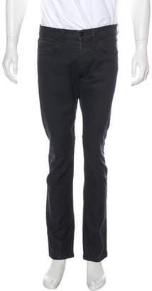 J Brand Tyler Coated Slim Jeans