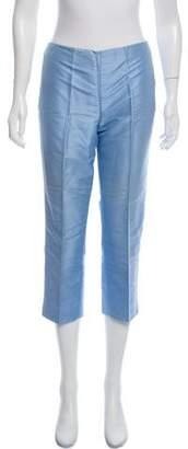 Ralph Lauren Black Label Silk Shantung Pants