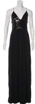 Rachel Zoe Embellished Maxi Dress