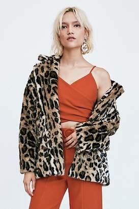 Kate Leopard Coat
