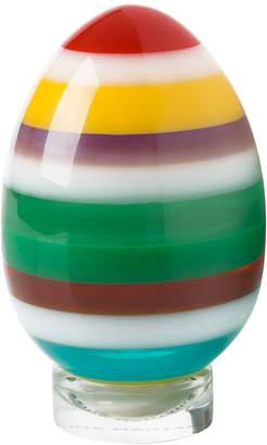 Jonathan Adler Acrylic Stacked Egg - Multicolour - Medium