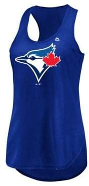 Majestic Toronto Blue Jays MLB Quest For the Best Racerback Tank