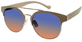 Jessica Simpson Women's J5509 Tp Round Sunglasses