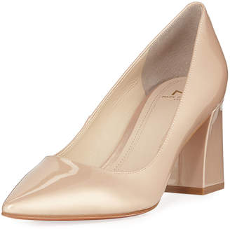 Marc Fisher Zala Patent Pointed Pumps