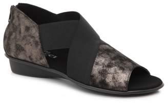 Sesto Meucci Luxury Etelia Wedge Sandal
