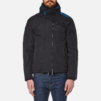 Men's Pop Zip Hooded Arctic Windcheater Jacket