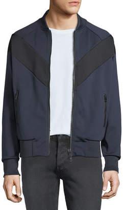 Rag & Bone Men's Colorblock Bomber Jacket