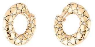 Goossens Paris Crystal Clip-On Earrings