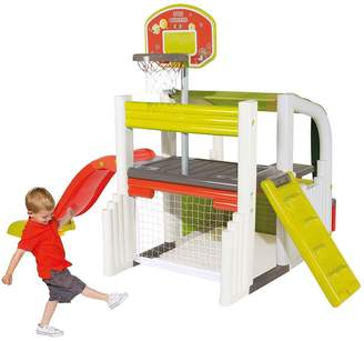 Smoby Fun Centre Playhouse with Slide