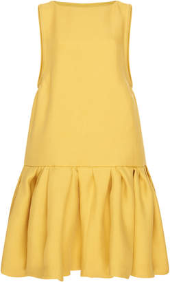 Rochas Sleeveless Dress With Rouges