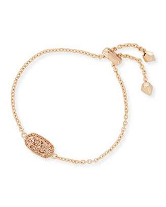 Kendra Scott Elaina Statement Bracelet in Rose Gold Plate $65 thestylecure.com