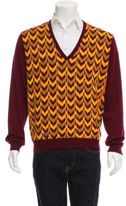 Prada 2017 Virgin Wool Sweater