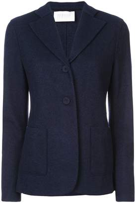 Harris Wharf London classic buttoned blazer