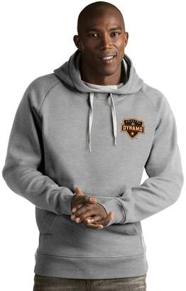 Antigua Men's Houston Dynamo Victory Pullover Hoodie