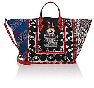 Christian Louboutin Women's Manilacaba Tote Bag - Black, Multi