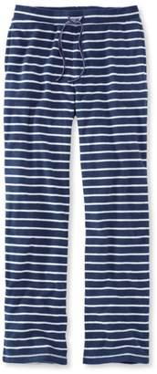L.L. Bean L.L.Bean Fleece Sleep Pants, Print