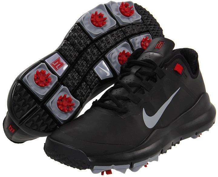 Nike TW '13 (Black) - Footwear