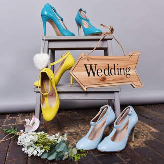 9956ae1a68ee Blue Sole Wedding Shoes - ShopStyle UK