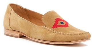 Soludos Embroidered Moc Loafer
