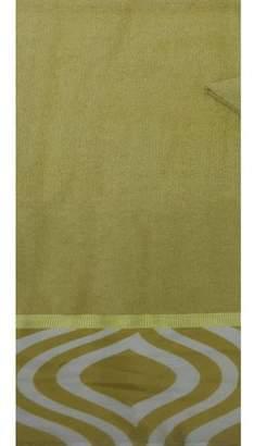 Generic Nicole Lime Green Bath Towel