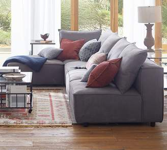 Pottery Barn Build Your Own - Avalon Upholstered Sectional