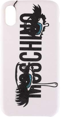 Moschino Eyes Iphone X Cover