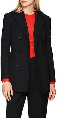 Proenza Schouler Women's Wool Double-Breasted Blazer