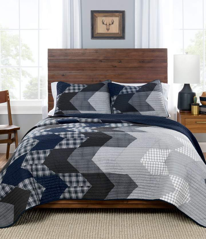 Talise River Geometric Quilt Mini Set
