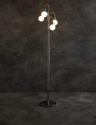 Chrome Floor Lamp ShopStyle UK