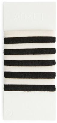 Arket Hair Elastics Set of 10