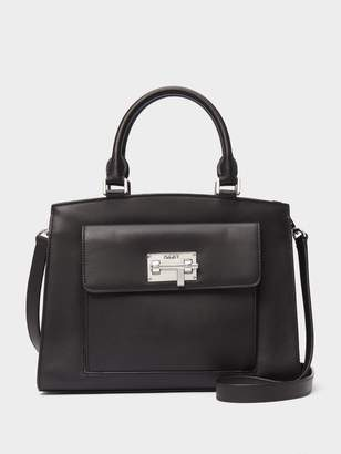 DKNY Elizabeth Leather Satchel