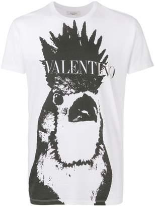 Valentino bird print T-shirt