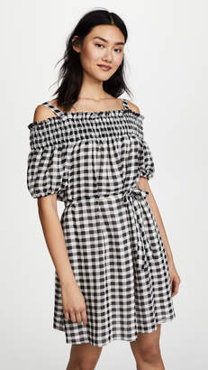 Moschino Gingham Dress
