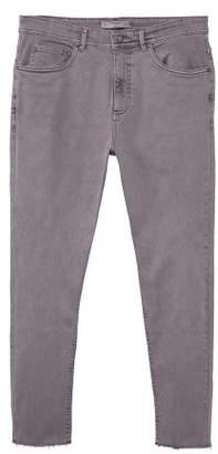 Mango man MANGO MAN 5-pocket cotton trousers