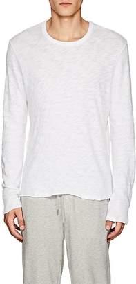 ATM Anthony Thomas Melillo Men's Cotton Long Sleeve T-Shirt