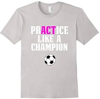 Cheap Girls Soccer Shirts Practice Like A Champion