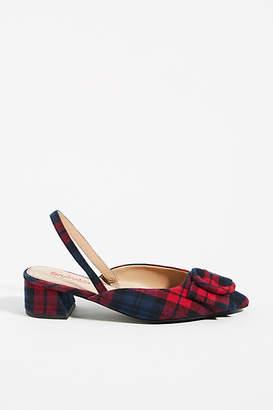 Faryl Robin Bow Slingback Heels