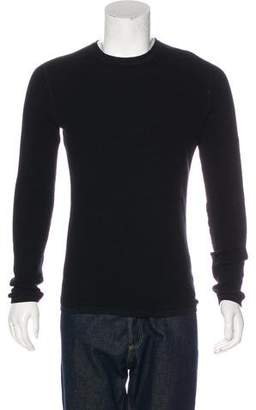 Vince Knitted Long Sleeve Sweater