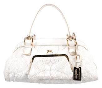 Dolce & Gabbana Lace Handle Bag