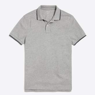 J.Crew Slim tipped piqué polo shirt